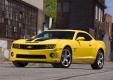 Фото Chevrolet Camaro Transformers Special Edition 2009