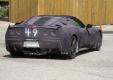 Шпионские фото прототипа Chevrolet Corvette 2014