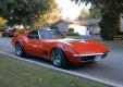 Фото Chevrolet Corvette Stingray 1969