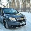 Chevrolet Orlando: Восхождение на вершину пьедестала