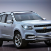 Фото Chevrolet TrailBlazer 2012