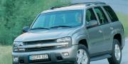 Фото Chevrolet Trailblazer 2002