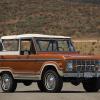 Фото Ford Bronco 1966-1977