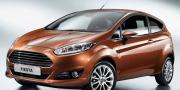 Фото Ford Fiesta 3 door 2013