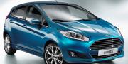 Фото Ford Fiesta 5 door 2013