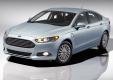 Фото Ford Fusion Energi 2012
