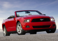 Фото Ford Mustang Convertible 2010