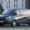Фото Ford Transit Custom UK 2012