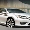 Honda Accord на Российском рынке будет похож на американскую модель.