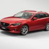 Новая Mazda6 универсал выйдет в 2014 году