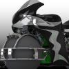 Мотоцикл будущего со сферическими дисками разрабатывается инженерами-студентами