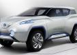 Концепт кар Nissan Terra