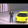 Обновленный Lamborghini Gallardo LP560-4 дебютирует на автосалоне в Париже