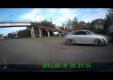 Пешеходный переход, безопасно при аварии?