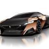 Новый Peugeot Onyx Supercar Concept будет показан в Париже