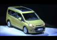 Презентация 2014 Ford Tourneo Courier