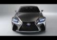 Привью нового концепт купе Lexus LF-CC Hybrid планируемое к показу в Париже