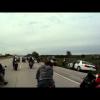 Сбор мотоциклистов на ежегодном фестивале в Сент-Луисе