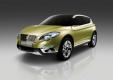 Новый концепт Suzuki S-Cross будет показан на Парижском автосалоне