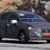 Неофициальные фотографии нового прототипа Suzuki SX4 Crossover