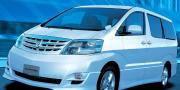 Фото Toyota Alphard 2002-2007