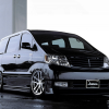 Фото Toyota Alphard by Kranze