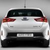 Toyota и ее новый компактный хэтчбек — Auris
