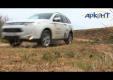Видео тест-драйв Mitsubishi Outlander 2012