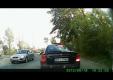Водитель польского грузовика видимо очень спешит