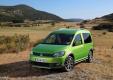 Volkswagen представляет новый более выносливый Cross Caddy