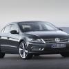 Volkswagen Passat CC 2012: Под одну гребенку