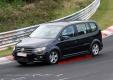Volkswagen Touran показал свое обновленное лицо