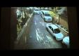 Женщина забыла про стояночный тормоз на Mercedes-Benz E-Class
