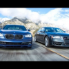 Audi S8 против BMW Alpina B7: кто из них король дороги?