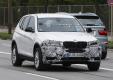 BMW X3 2014 подвергся небольшому рестайлингу
