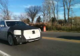 Cadillac CTS Sedan и Chevrolet Silverado 2014 пойманы на видео вместе