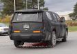 Cadillac Escalade 2014 на тестах