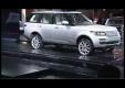 Дебюты новых Range Rover и Defender  в Париже