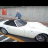 Джей Лено садится за руль кабриолета агента 007 Toyota 2000GT 1966 года