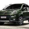 Дебют нового Fiat Panda 4×4 в Париже 2012