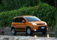 Fiat Panda 4×4 и Fiat Panda Trekking 2013