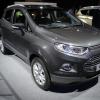 Минивнедорожник Ford EcoSport дебютировал в Европе на Парижском автосалоне.