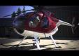 Гонки! Делайте ваши ставки: Dodge Challenger SRT8 против  вертолета MD 500
