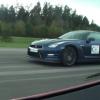 Гонки между Ferrari 458, Nissan GT-R и BMW M5 кто быстрее?