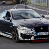 На трассе Нюрбургрин замечен тестируемый Jaguar XFR-S