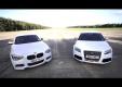 Крис Харрис сравнивает новую BMW M135i с Audi RS3