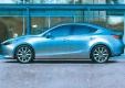 Просочились фотографии хэтчбека и седана Mazda3 2014