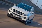 Mercedes-Benz M-class. Экономайзер