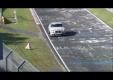 Новый Rolls Royce купе снят на притирке в Нюрбургринге