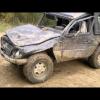 Один из способов, чтобы уничтожить Mercedes-Benz G-Wagen